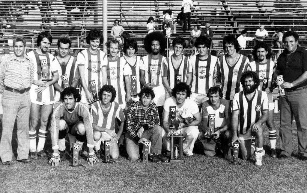 Klub Sepak Bola L.A. Pertama Yang Ukir Prestasi