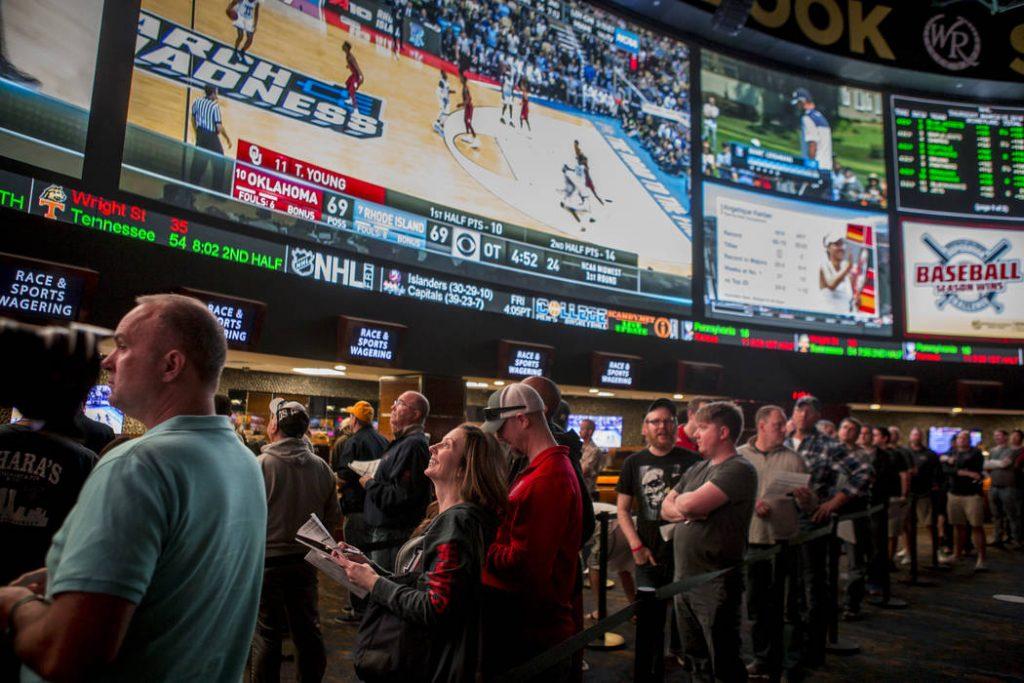 Kelebihan Judi Olahraga Casino Las Vegas yang Menguntungkan