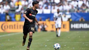 Carlos Vela, Megabintang Andalan Los Angeles FC