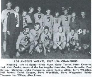 LA Wolves